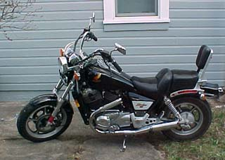 21 Years Of Honda Shadow Gallery Picture 1986 Honda