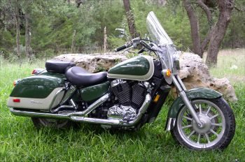 21 Years Of Honda Shadow Gallery Picture Of A 1999 Honda Shadow