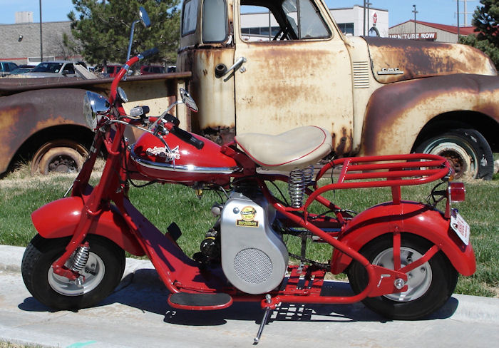 Cushman Scooters For Sale - Cushman Club of America Website
