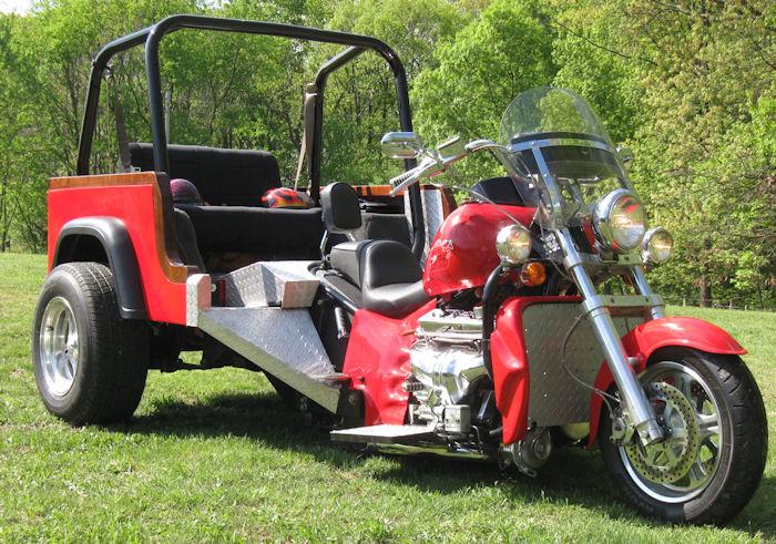 Boss Hog Motorcycle Trikes : Motorcycle pictures boss hoss custom trike moto pic