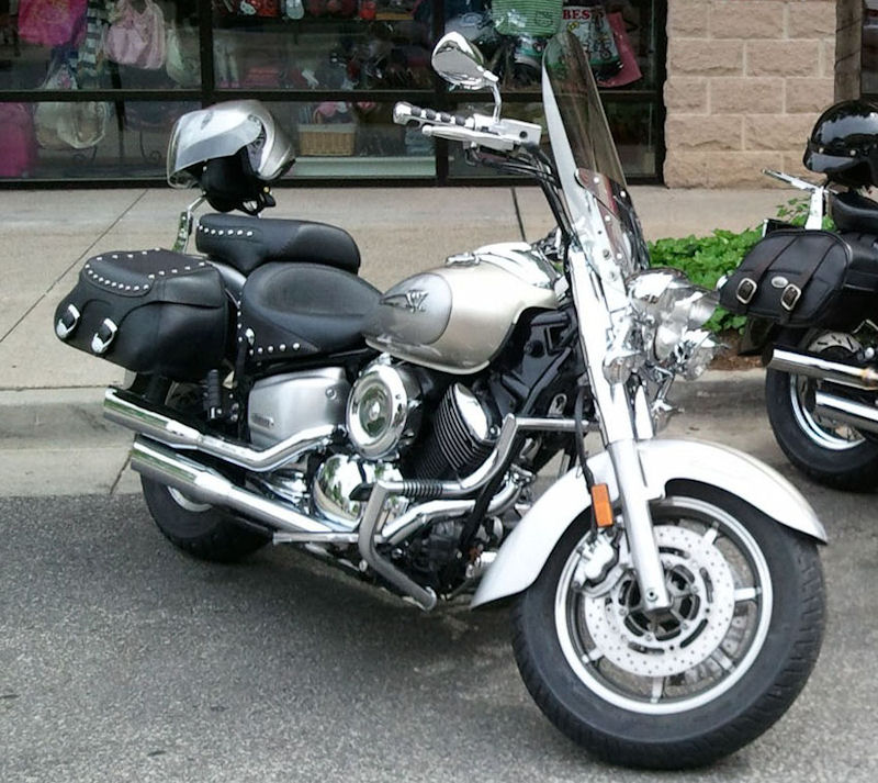 Motorcycle Pictures of the Week - Bikes Only - 2006 Yamaha V-Star ...