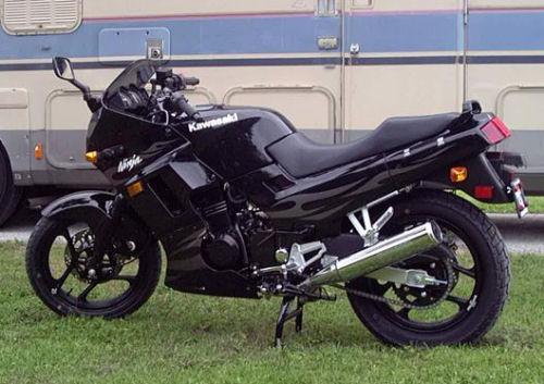 Motorcycle User Reviews - 2006 Kawasaki Ninja 250